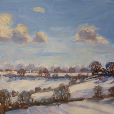 Winter, Towards Ugthorpe Mill